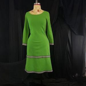 Vintage 1960s Emery Knits  dress